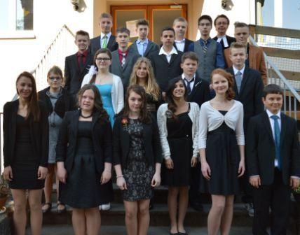 Gruppe Pfarrerin Ehrmann 4. Mai 2014
